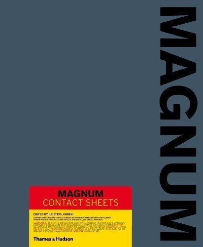 Magnum Contact Sheets: My favorite photography book