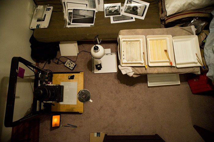 Why Street Photographers Should Print in the Darkroom
