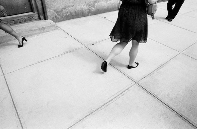 "Street Photography Weekly Assignment #4: ""Legs"" Winners"