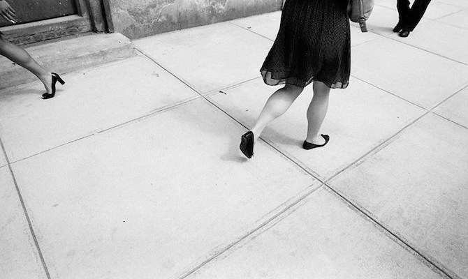 """Street Photography Weekly Assignment #4: """"Legs"""" Winners"""