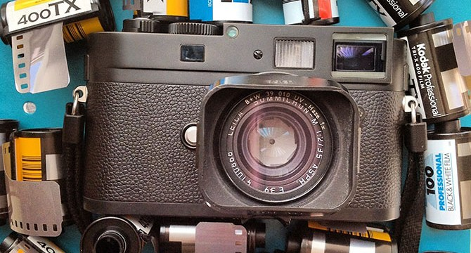 Review of the Leica M-Monochrom for Street Photography