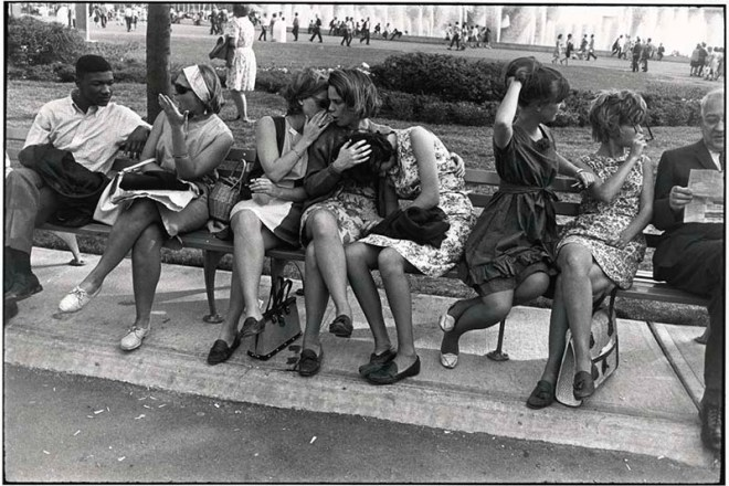 Garry Winogrand, World's Fair, New York City, 1964