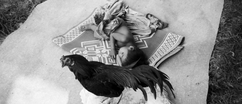 "Interview with John Vink, Magnum Photographer on his new ""Quest For Land"" book available on the iPad"