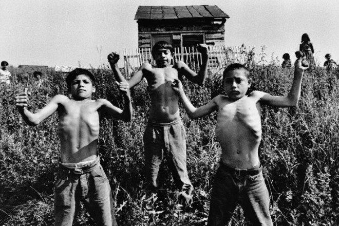 """Gypsies"" by Josef Koudelka"