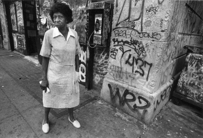 Harlem, 1990, © Harvey Stein