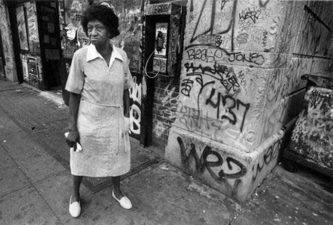 Harlem, 1990, © Harvey Stein