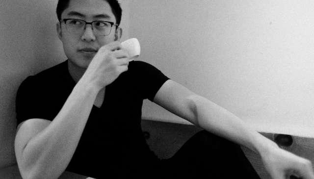 Portrait of Eric Kim by Luis Donoso