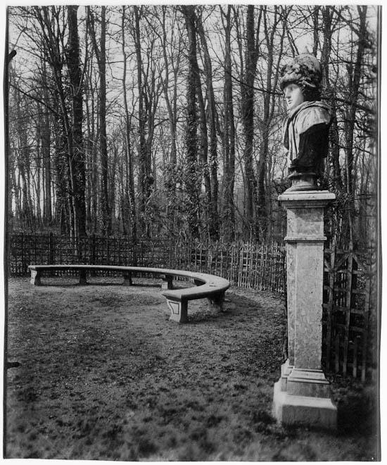 Versailles - Bosquet de l'arc de triomphe