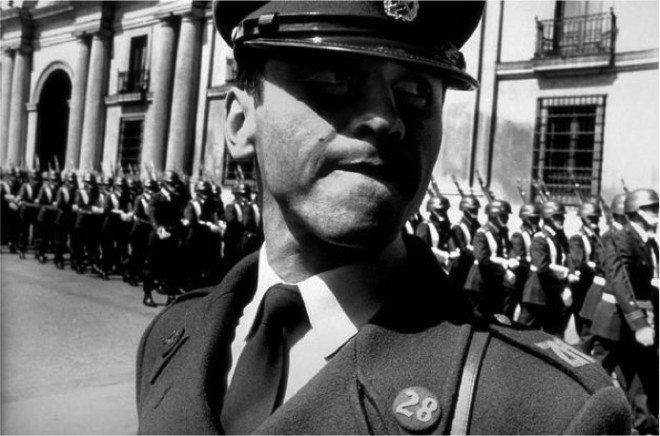 Christopher Anderson / CHILE. Santiago. 1995.