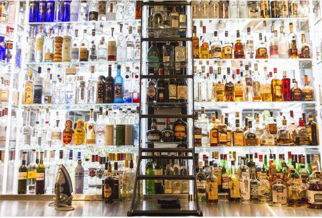 Epic bar inside