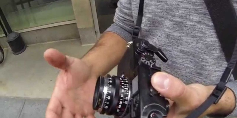 Shooting on the Streets of NYC with Jerry Pena