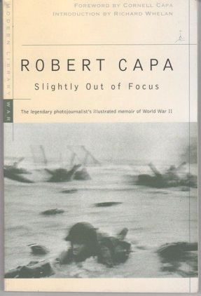 slightly out of focus robert capa