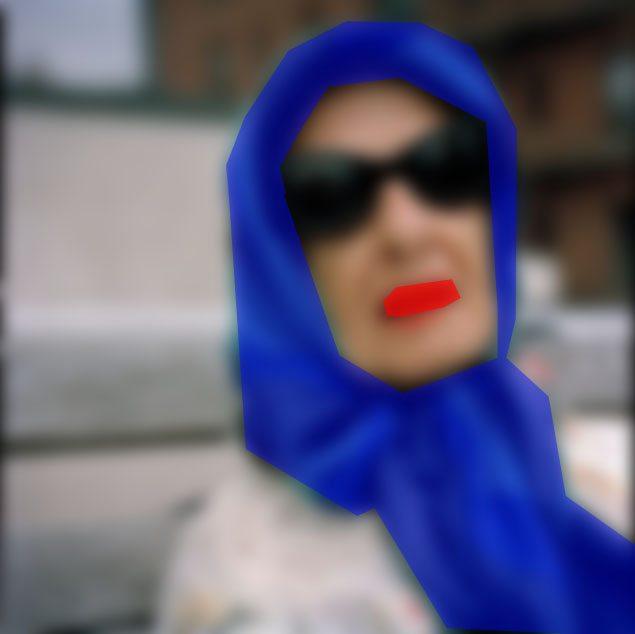 colors=woman-analyze