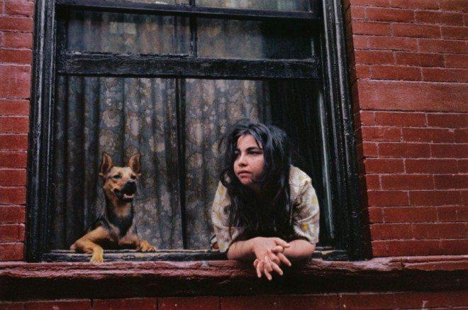 Helen Levitt / New York City, 1971