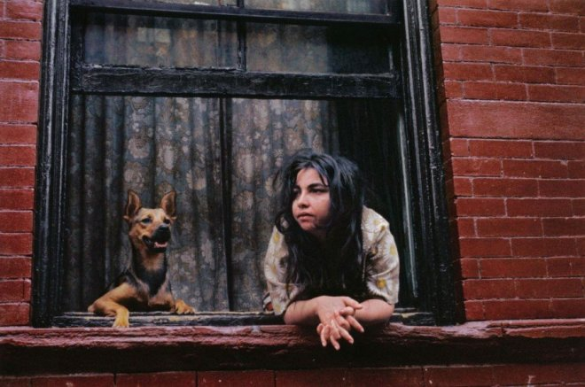 Helen Levitt / New York City, 1971