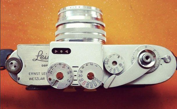 Leica M2 of Callan Tham