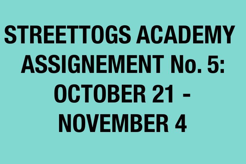 assignment 5 DATES