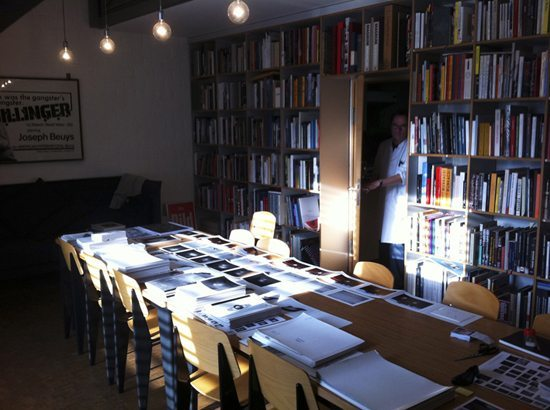 The Steidl Library (via Try Hard Magazine)