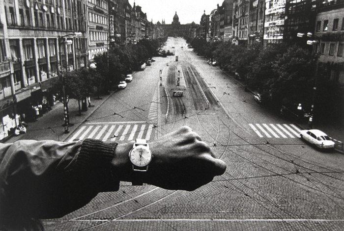 Josef Koudelka / Invasion of Prague, 1968