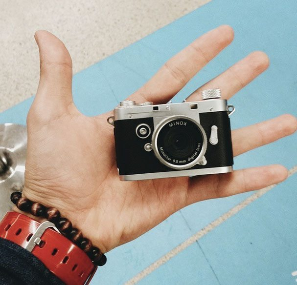 In Street Photography, The Smaller the Camera, the Better