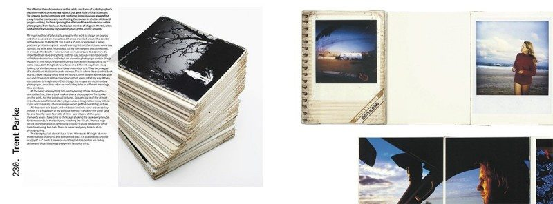 trent parke sketchbook