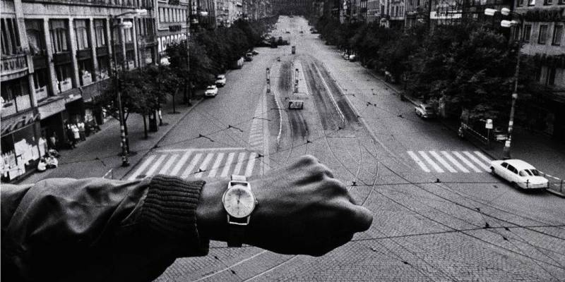 "Book Review: ""Exiles"" by Josef Koudelka"