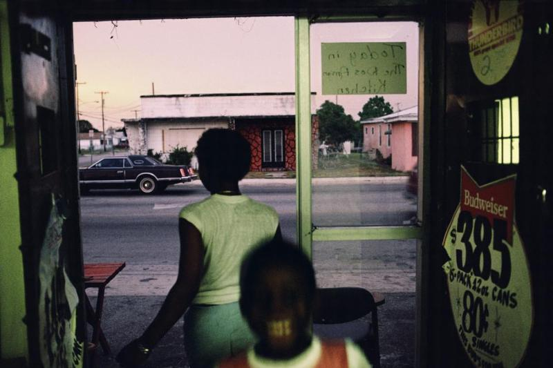 USA. Fort Pierce, FL. 1989.