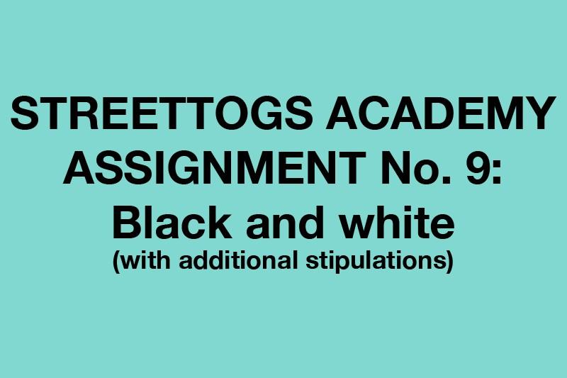 Streettogs Academy No. 9