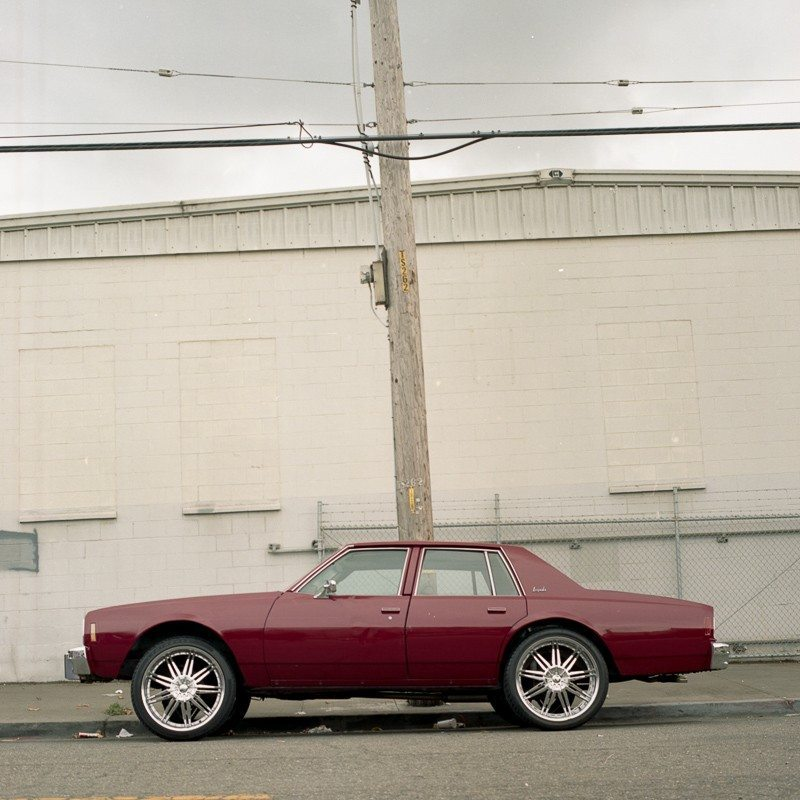 Berkeley, 2014. Shot on a Hasselblad 501c with Kodak Portra 400.
