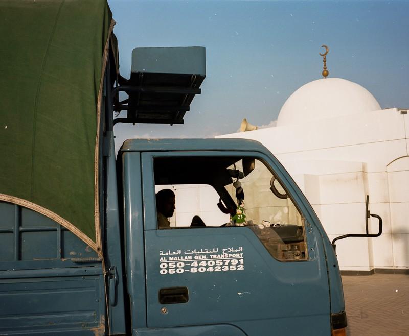 Dubai, 2014. Shot on a Mamiya 7