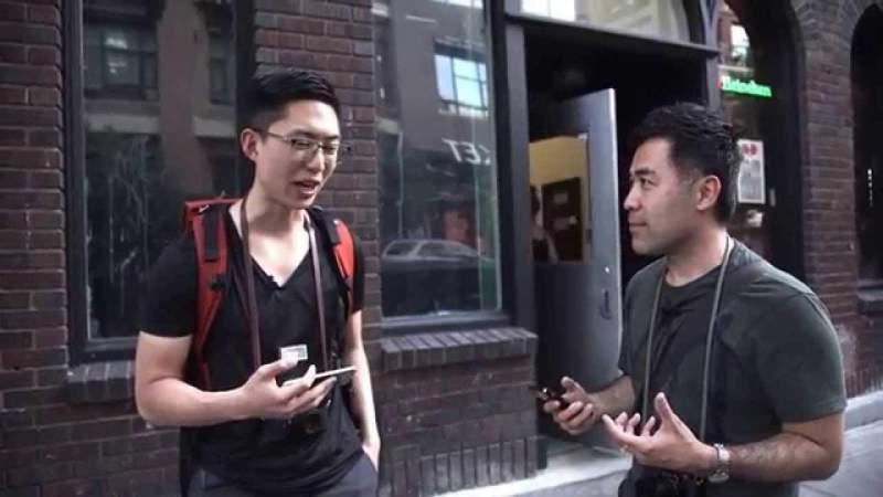 Street Photography Shootout: iPhone vs Samsung Galaxy S6