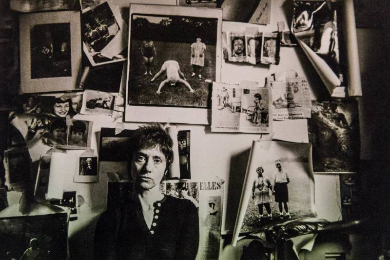 diane-arbus-collage-wall