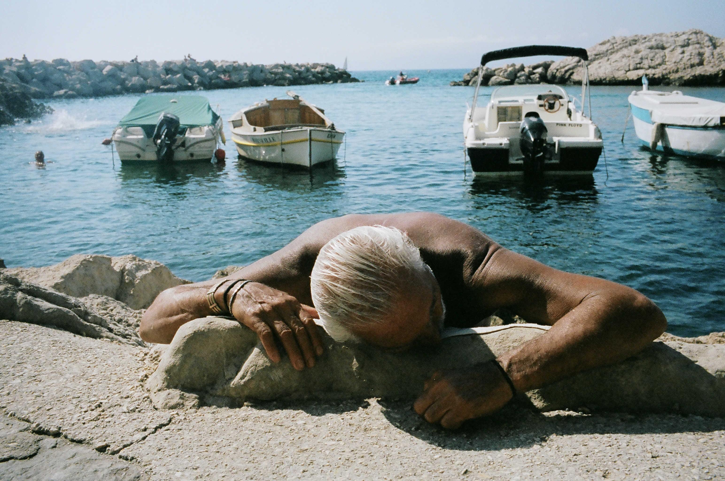 Marseille, 2013 #portra400