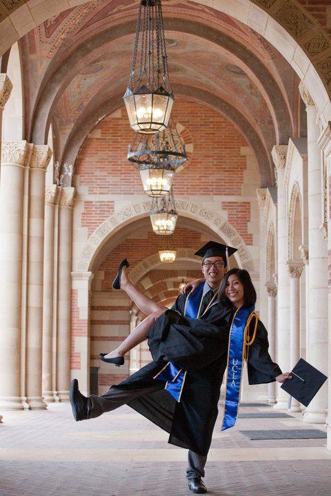 Graduation with Cindy (2010)