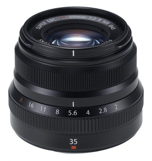 Fujifilm 35mm f/2 Lens