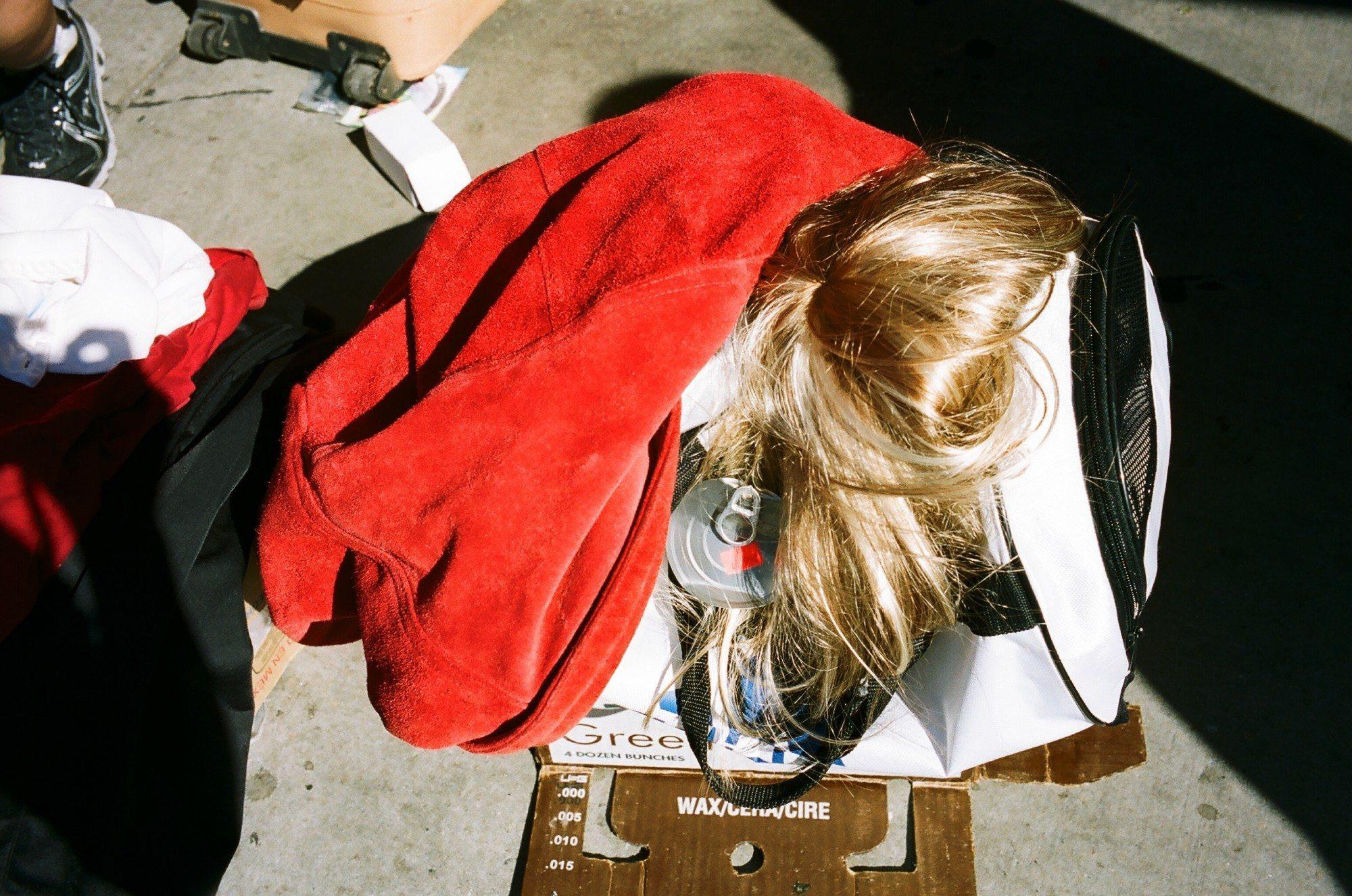 LA, 2012 #portra400