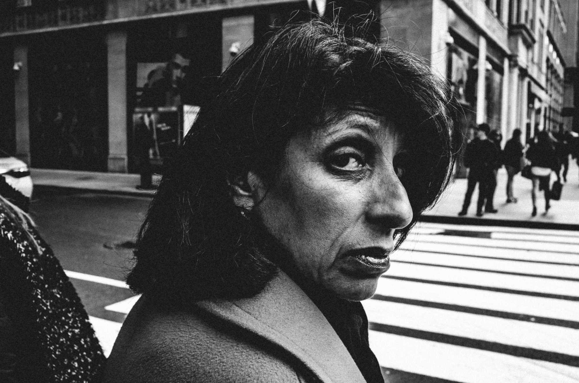 Follow Your Gut in Street Photography