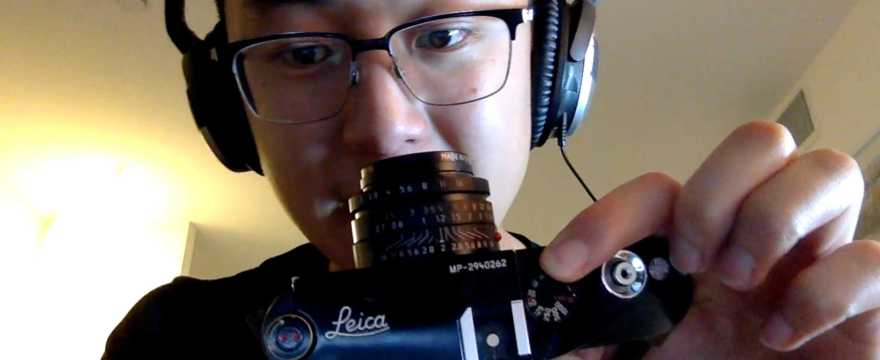 Video: Introduction to Shooting Street Photography on Film