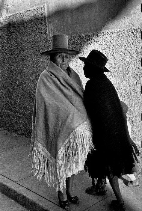 BOLIVIA. Potosi. 1957.