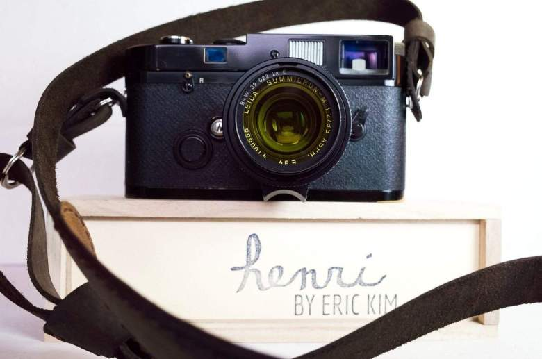 LEICA MP + 35mm f/2 Summicron + Yellow filter + HENRI NECK STRAP