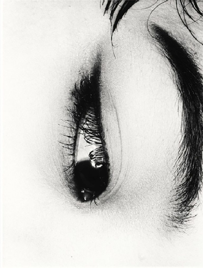 The Look, 1993. Photo by Araki