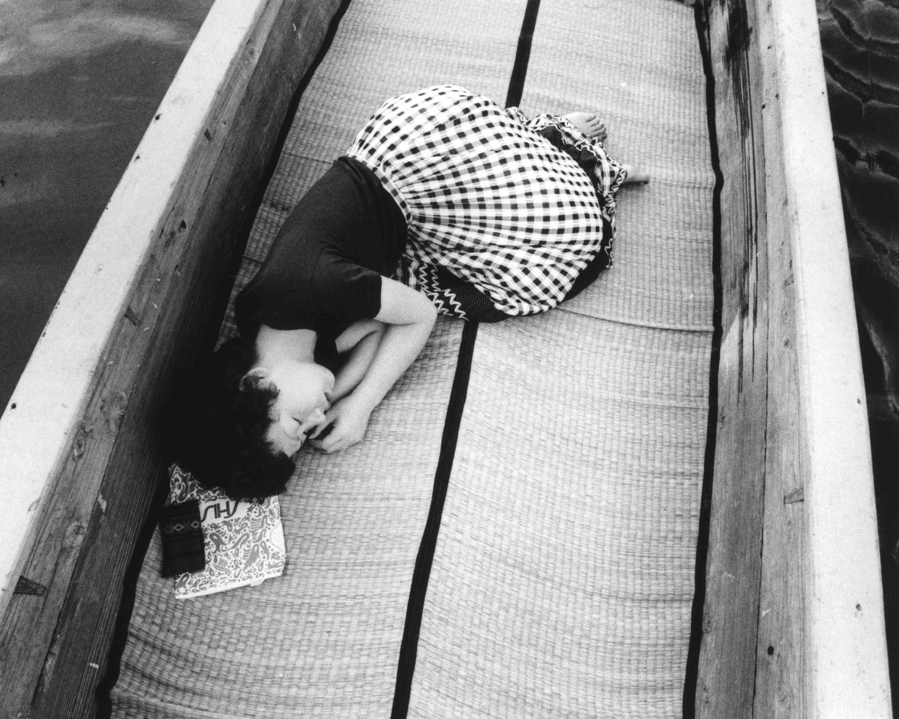 'Sentimental Journey', 1971, Photo by Araki