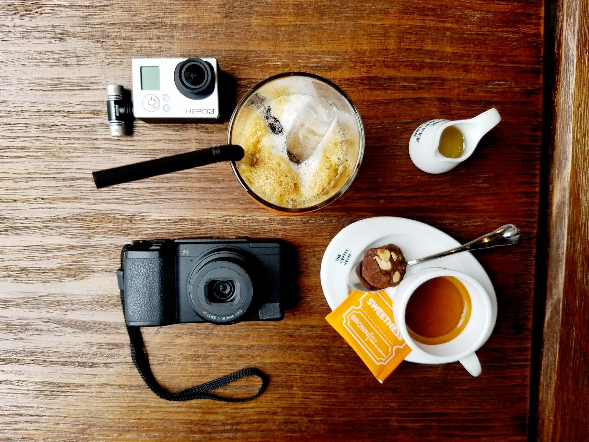 Tools of Hanoi: Ricoh GR II, GoPro Hero 3, and (lots of) coffee