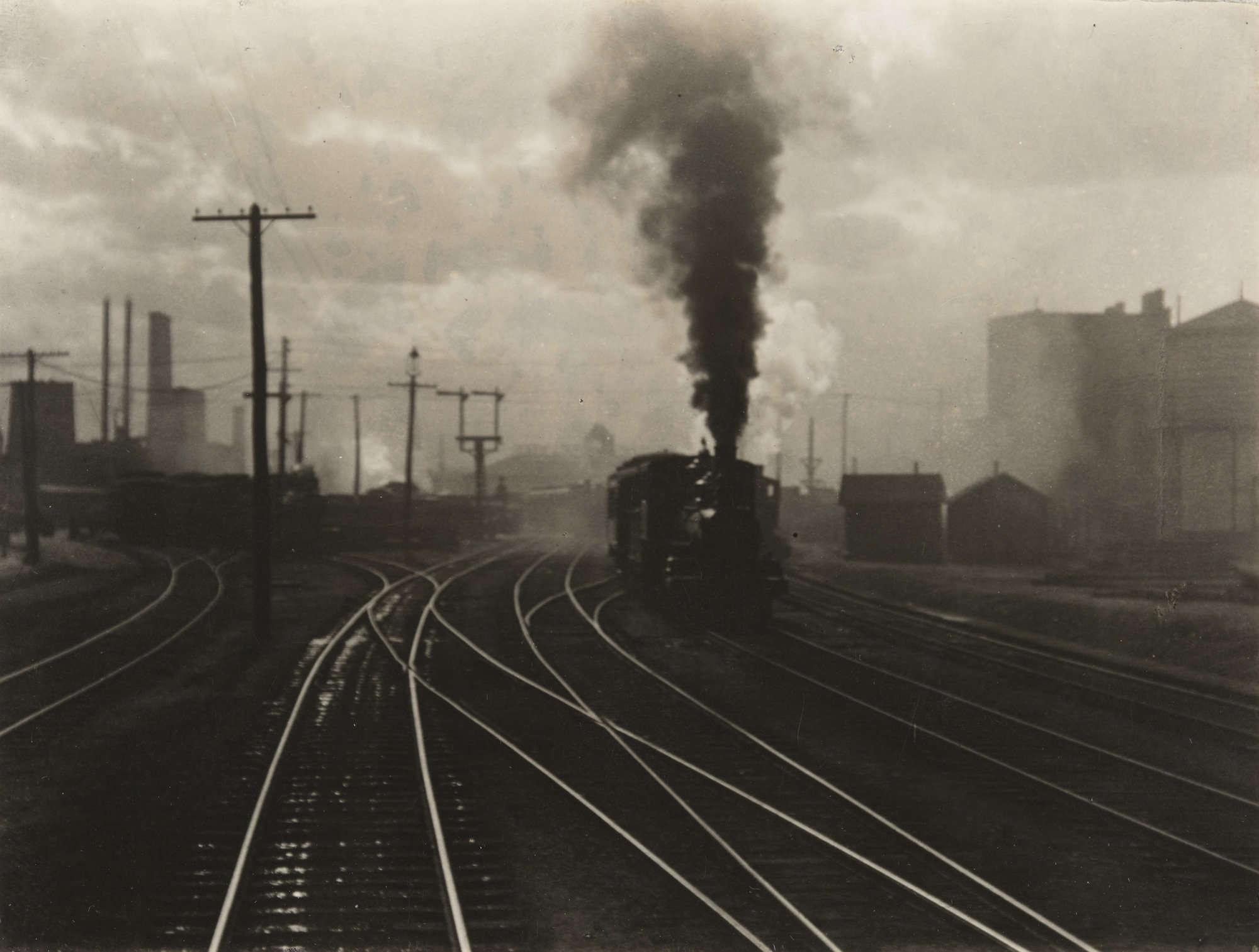 alfred-stieglitz-train