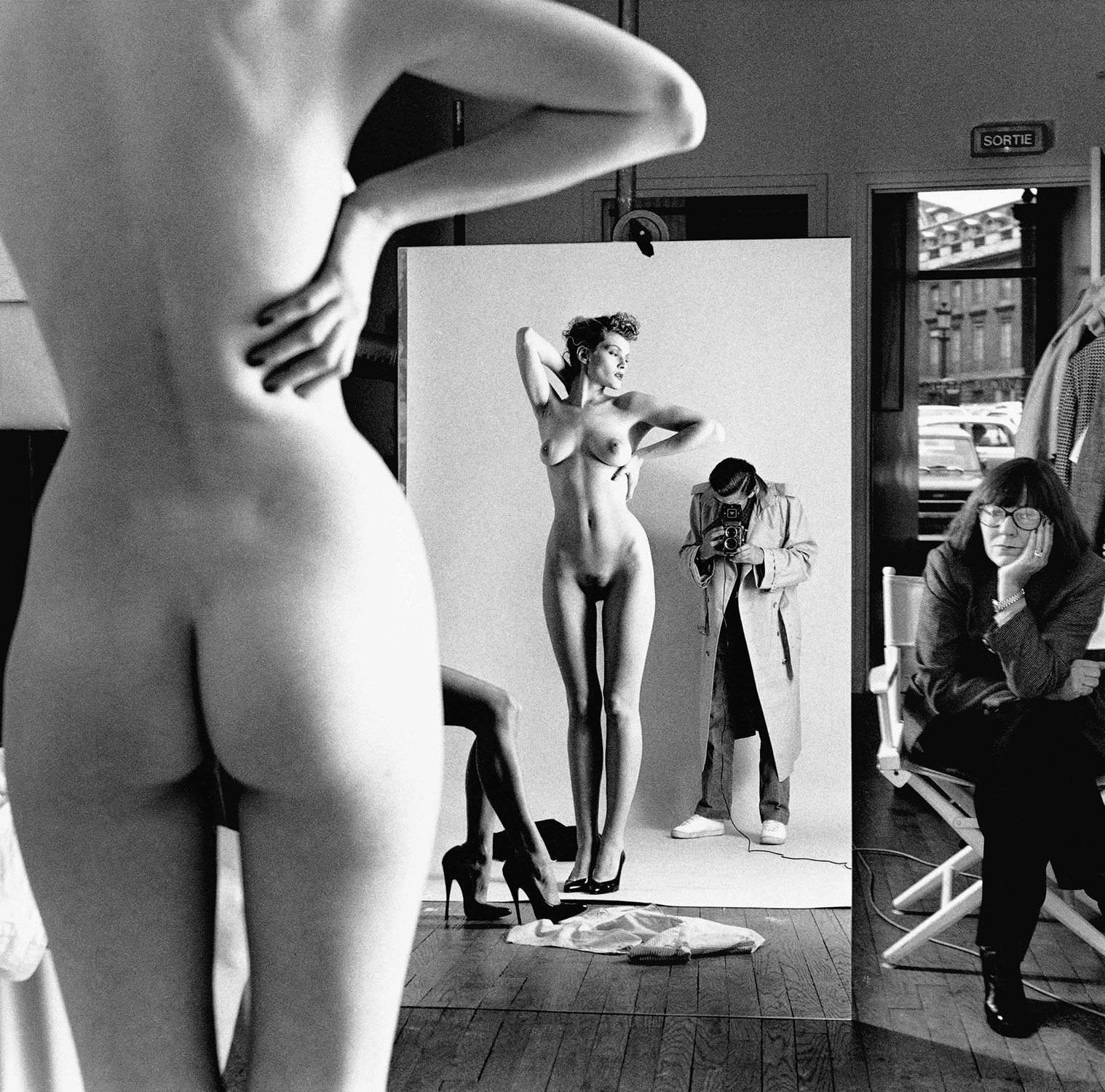 © Estate of Helmut Newton