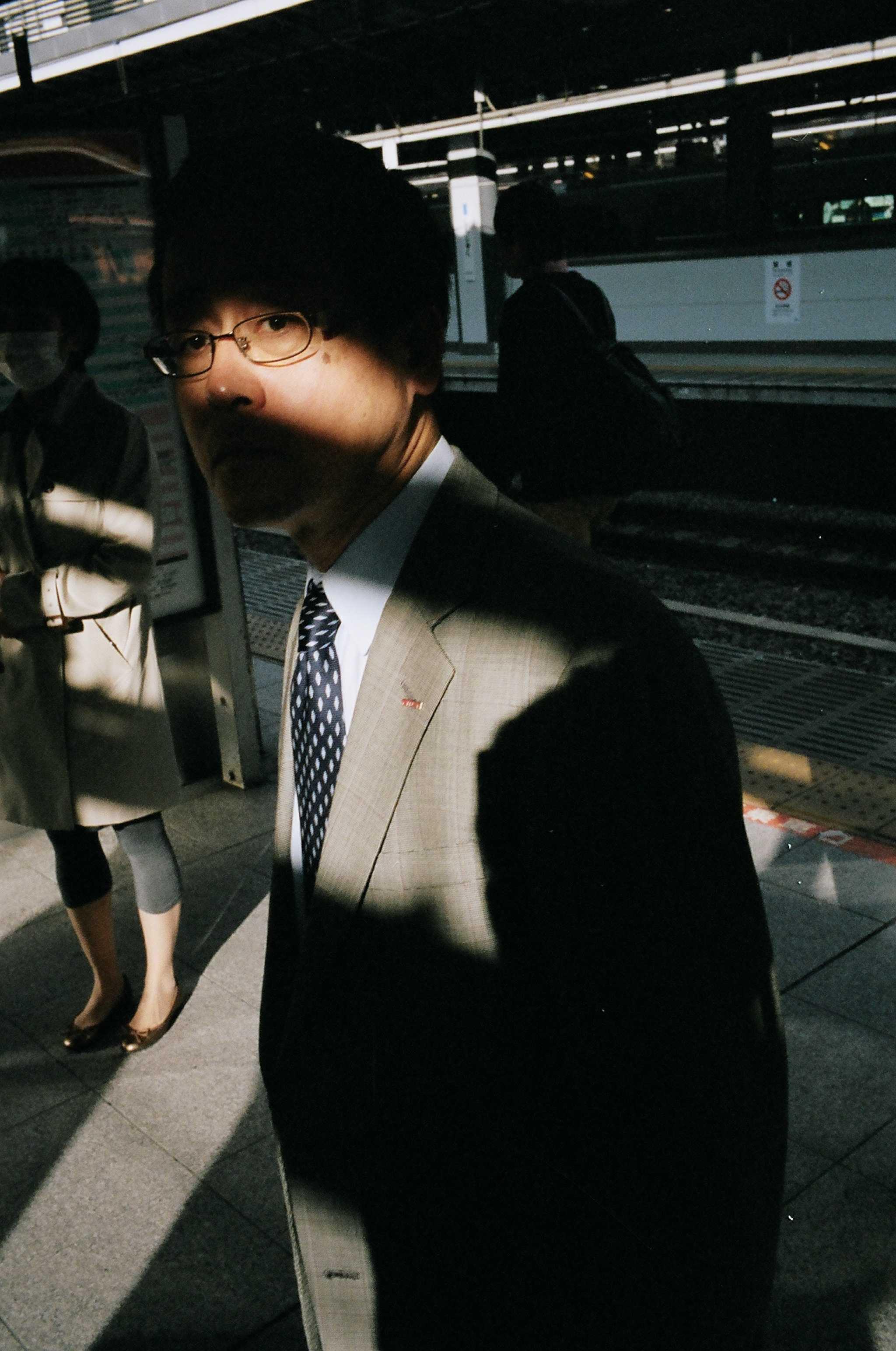 Tokyo, 2014 #suits