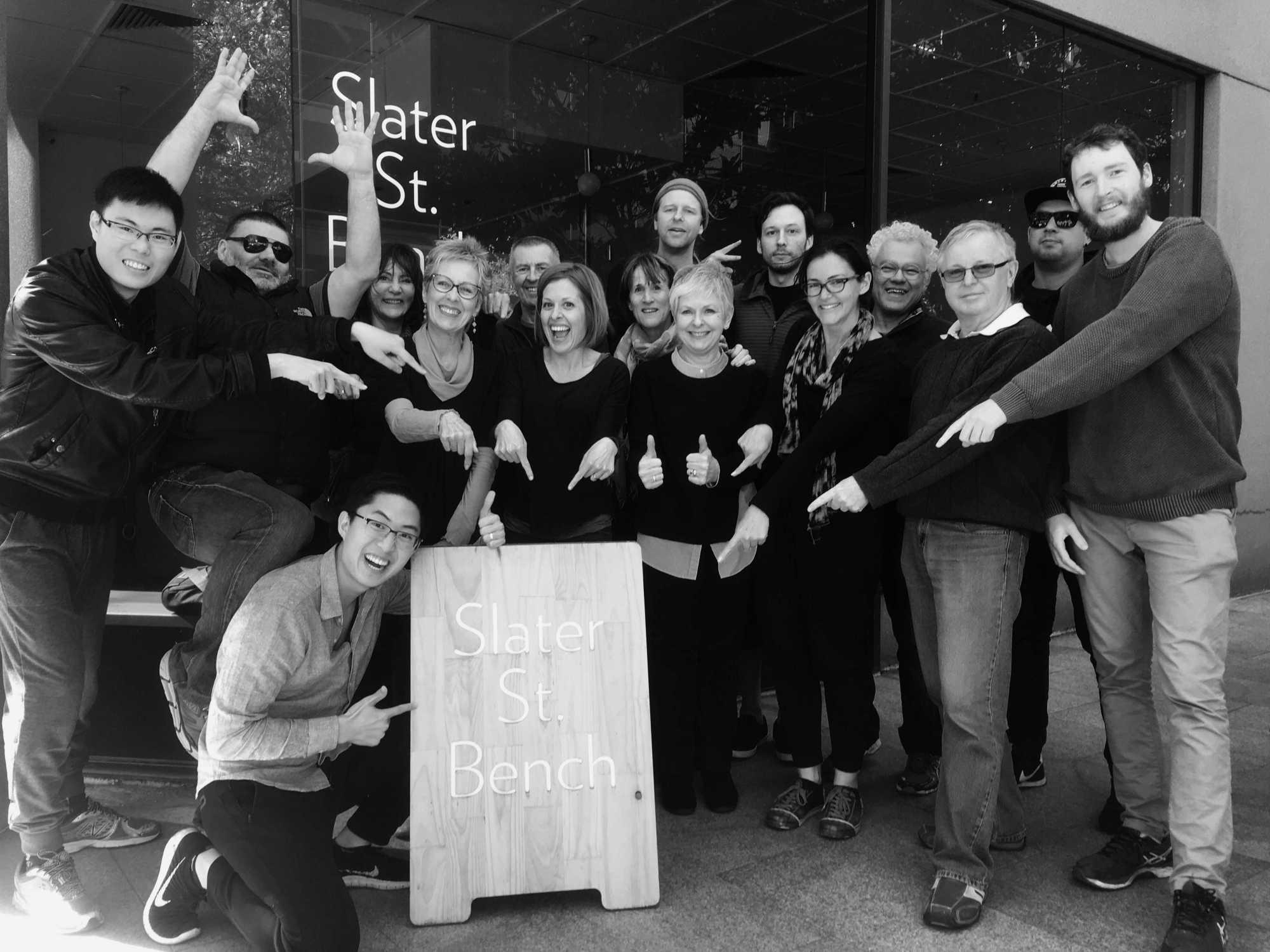 Student Photos: Melbourne Conquer Your Fears Workshop 2016