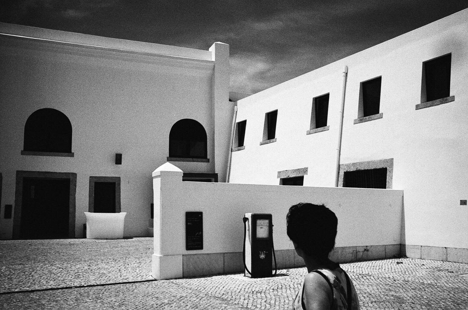 Portugal, 2015 / Shot on Kodak Tri-X pushed to 1600