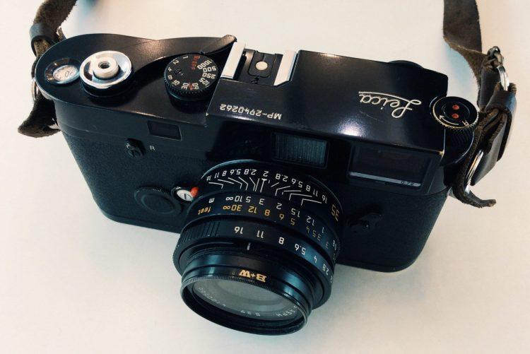Film Leica MP / Leica 35mm f/2 Summicron ASPH