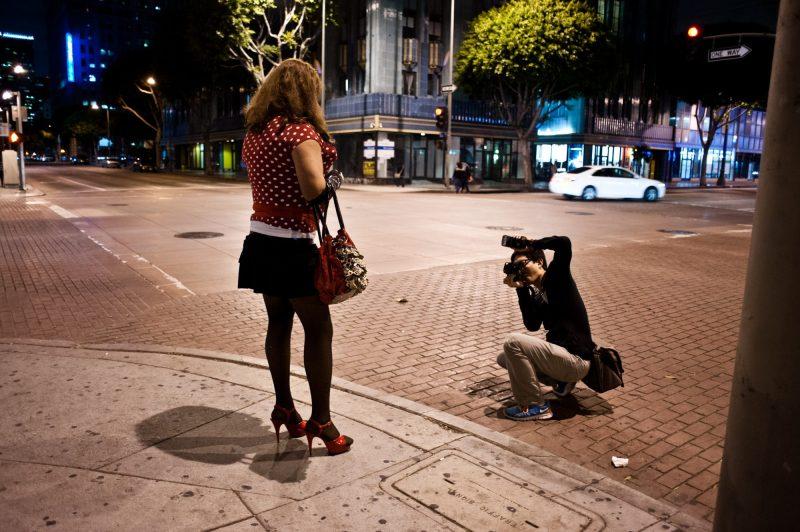 eric kim street photography downtown la